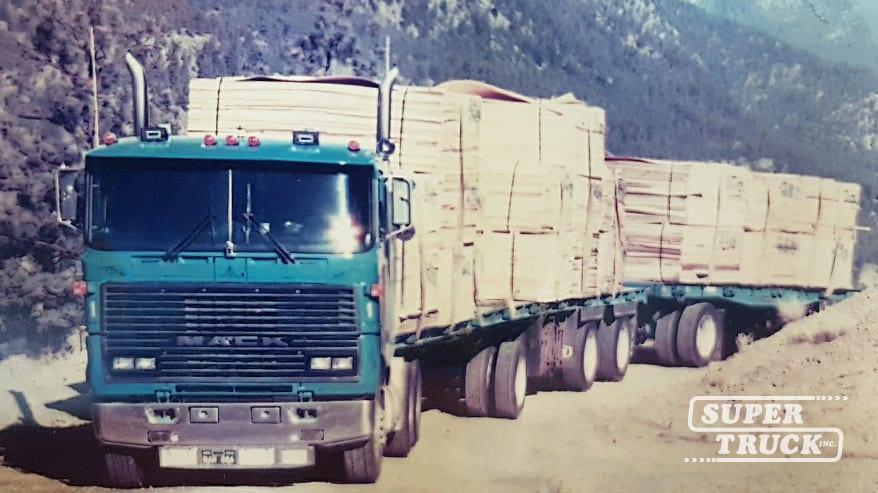 Super Truck Inc. 2
