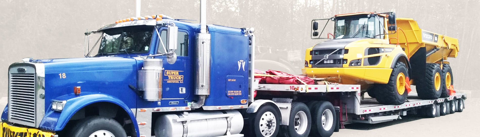 Heavy Haul Transport Recruiting