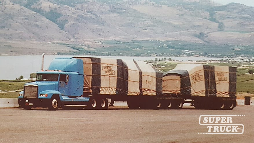 Super Truck Inc. 5
